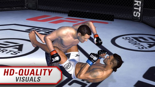 EA Sports UFC Mobile Screenshot #6 for iOS
