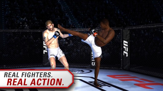 EA Sports UFC Mobile Screenshot #7 for iOS