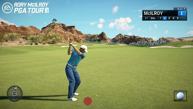 Rory McIlroy PGA TOUR Screenshot #51 for PS4