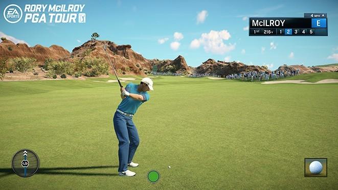 Rory McIlroy PGA TOUR Screenshot #52 for PS4