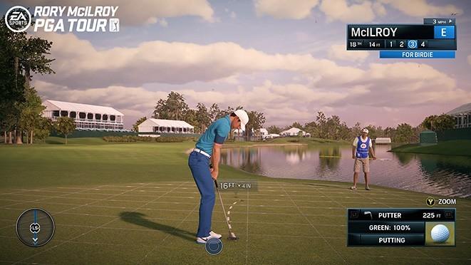 Rory McIlroy PGA TOUR Screenshot #54 for PS4