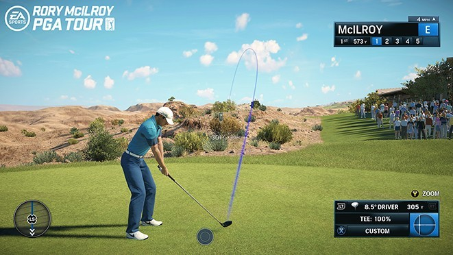 Rory McIlroy PGA TOUR Screenshot #55 for PS4