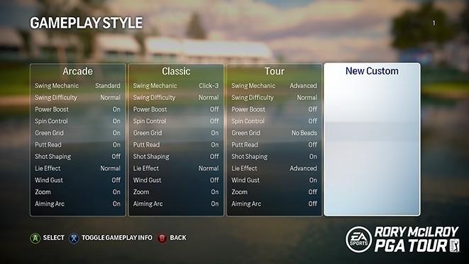 Rory McIlroy PGA TOUR Screenshot #56 for PS4