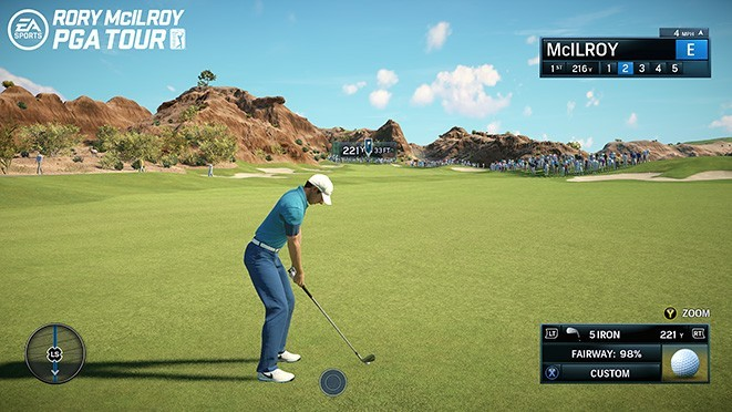 Rory McIlroy PGA TOUR Screenshot #57 for PS4