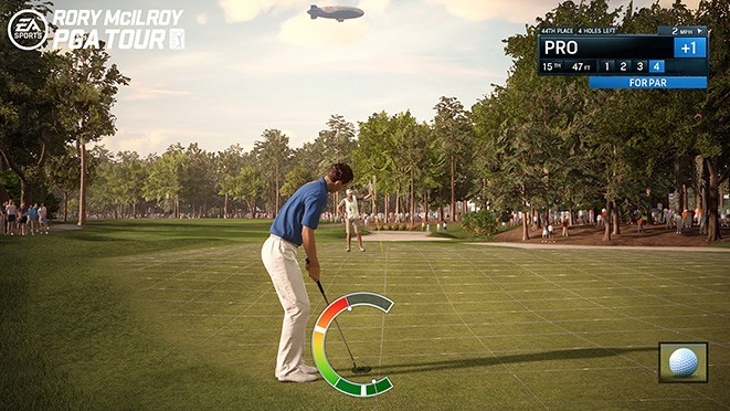 Rory McIlroy PGA TOUR Screenshot #58 for PS4
