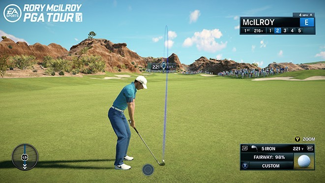 Rory McIlroy PGA TOUR Screenshot #59 for PS4