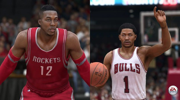 NBA Live 15 Screenshot #333 for PS4