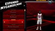 NBA 2K15 Mobile screenshot gallery - Click to view