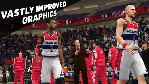 NBA 2K15 Mobile Screenshot #6 for iOS