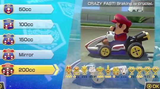 Mario Kart 8 Screenshot #2 for Wii U
