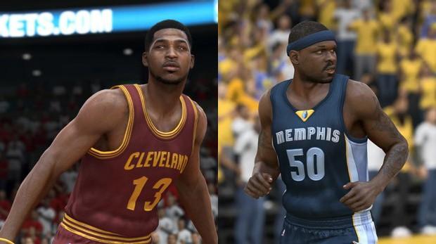 NBA Live 15 Screenshot #336 for PS4