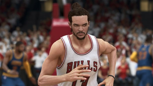NBA Live 15 Screenshot #337 for PS4