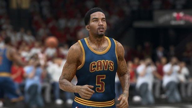 NBA Live 15 Screenshot #338 for PS4