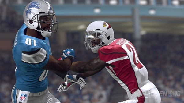 Madden NFL 16 Screenshot #19 for PS4