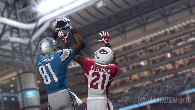 Madden NFL 16 Screenshot #20 for PS4