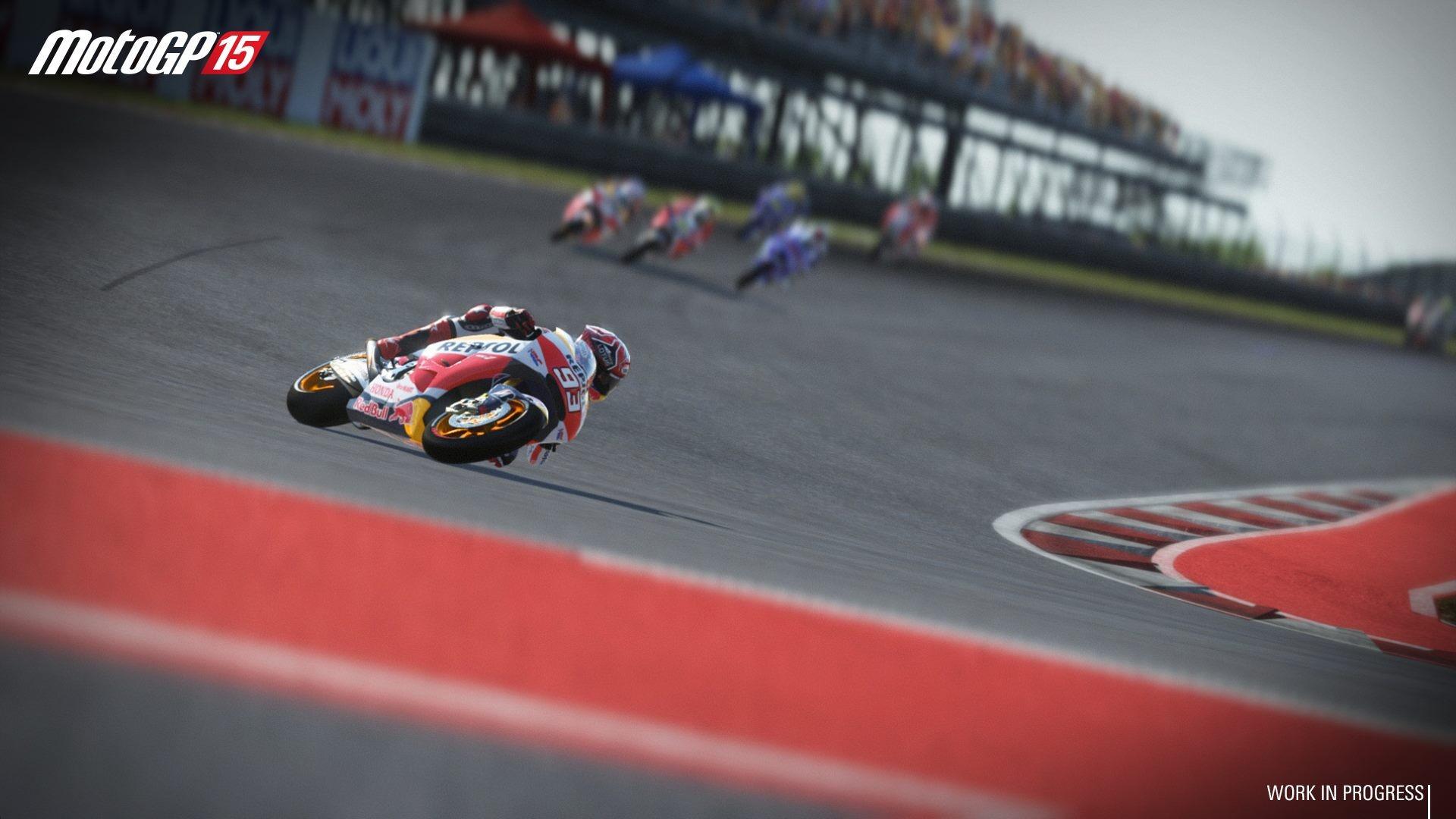 MotoGP 15 Screenshot #4 for PS4 - Operation Sports