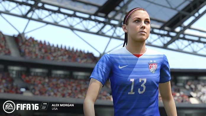 FIFA 16 Screenshot #6 for PS4