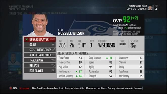 Madden NFL 16 Screenshot #25 for Xbox One