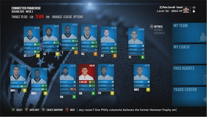 Madden NFL 16 Screenshot #26 for PS4