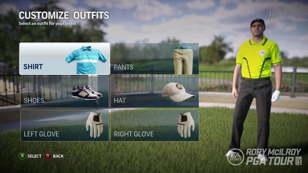 Rory McIlroy PGA TOUR Screenshot #71 for PS4