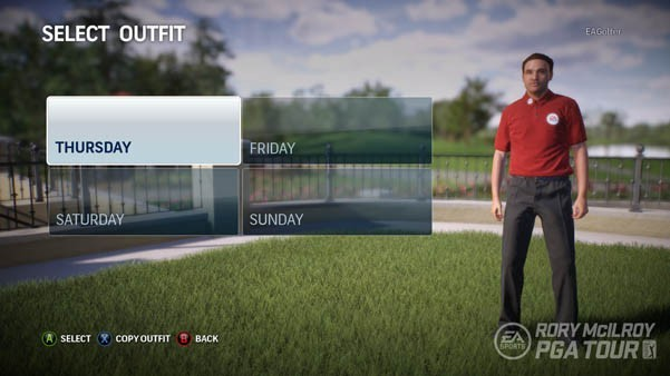 Rory McIlroy PGA TOUR Screenshot #72 for PS4