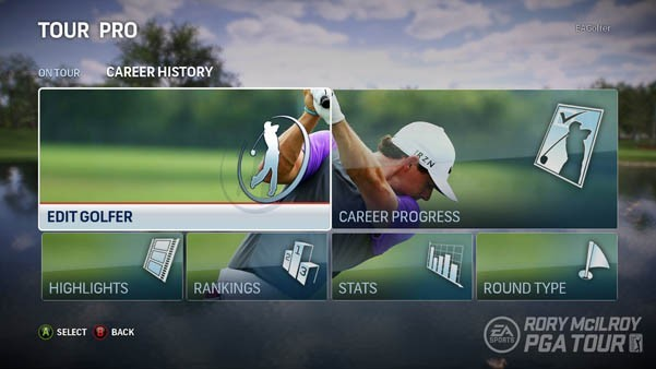 Rory McIlroy PGA TOUR Screenshot #73 for PS4