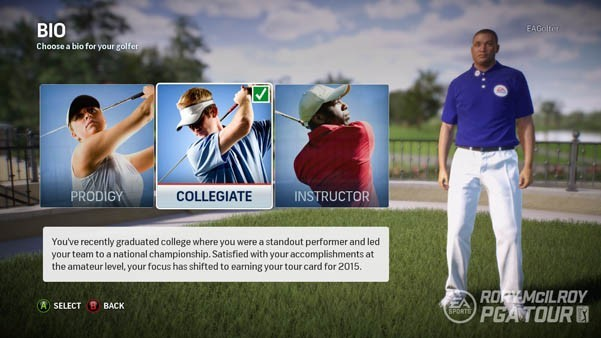 Rory McIlroy PGA TOUR Screenshot #70 for Xbox One