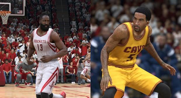 NBA Live 15 Screenshot #340 for PS4