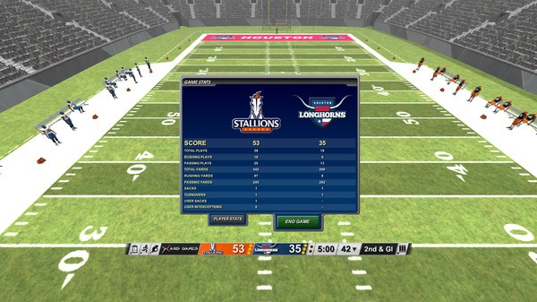 Axis Football 2015 Screenshot #4 for PC