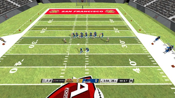 Axis Football 2015 Screenshot #7 for PC