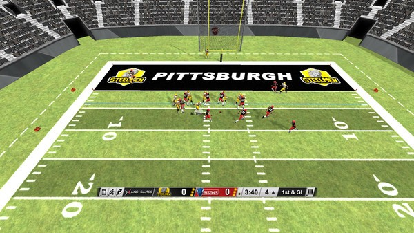 Axis Football 2015 Screenshot #9 for PC