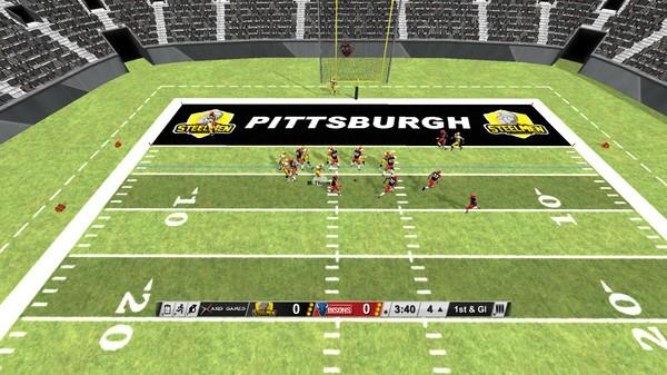 Axis Football 2015 Screenshot #9 for PC