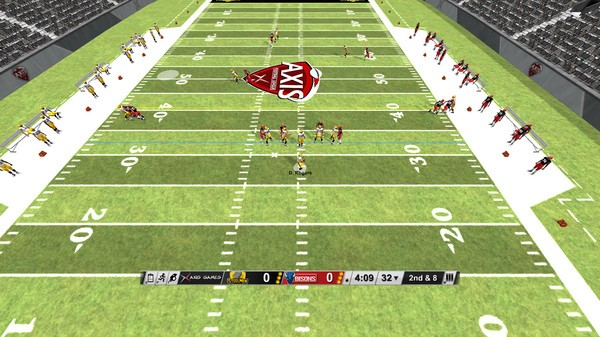 Axis Football 2015 Screenshot #10 for PC