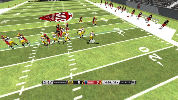 Axis Football 2015 Screenshot #11 for PC