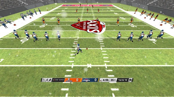 Axis Football 2015 Screenshot #12 for PC