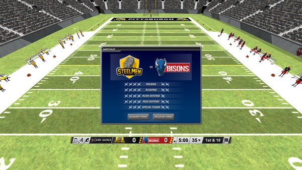 Axis Football 2015 Screenshot #13 for PC