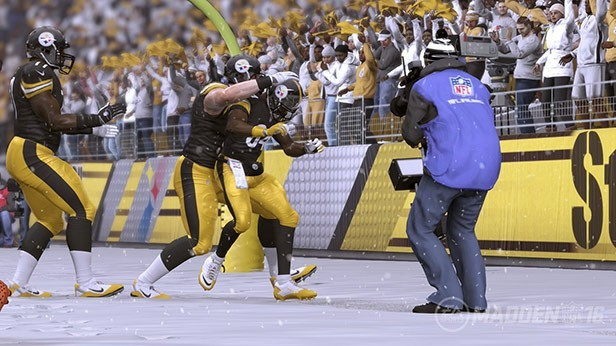 Madden NFL 16 Screenshot #43 for Xbox One