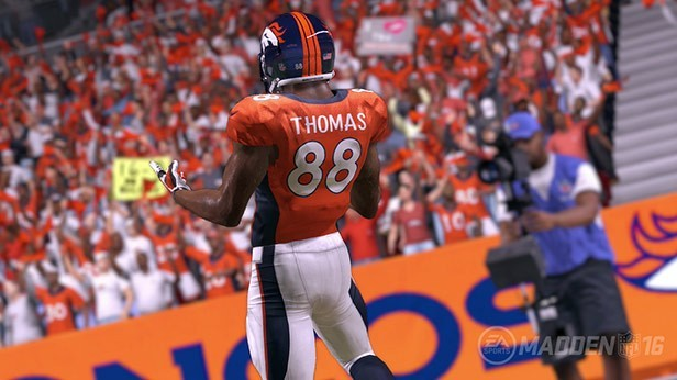 Madden NFL 16 Screenshot #44 for Xbox One