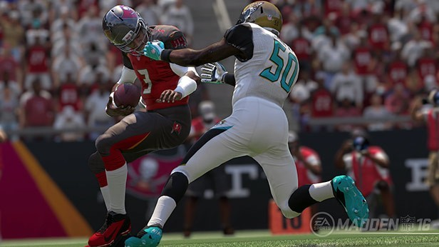 Madden NFL 16 Screenshot #48 for Xbox One