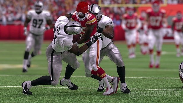 Madden NFL 16 Screenshot #52 for Xbox One