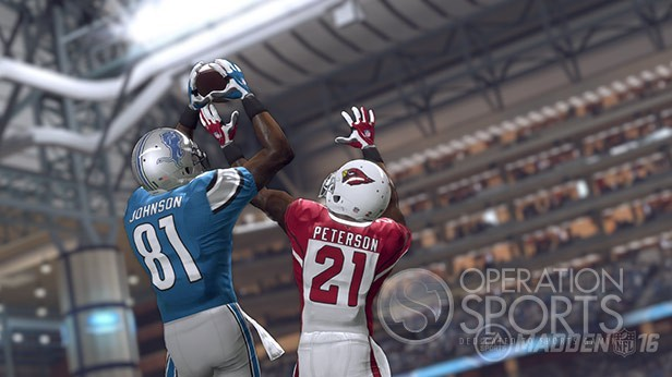 Madden NFL 16 Screenshot #68 for Xbox One