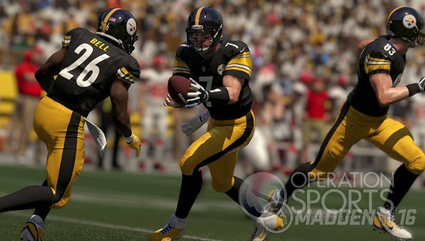 Madden NFL 16 Screenshot #76 for Xbox One