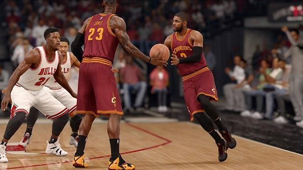 NBA Live 16 Screenshot #14 for PS4