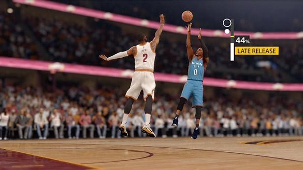 NBA Live 16 Screenshot #12 for Xbox One