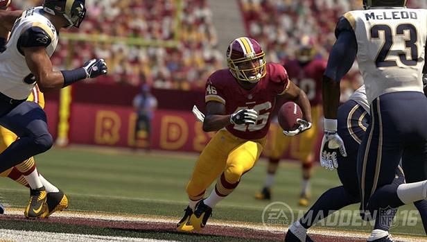 Madden NFL 16 Screenshot #34 for PS4