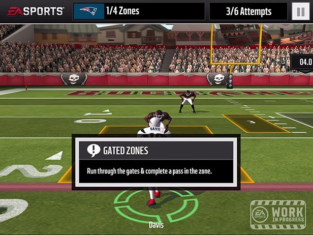 Madden NFL Mobile Screenshot #2 for iOS