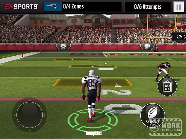 Madden NFL Mobile Screenshot #4 for iOS