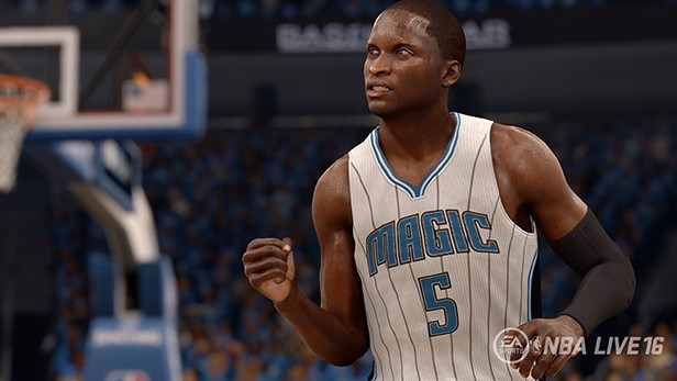 NBA Live 16 Screenshot #27 for PS4