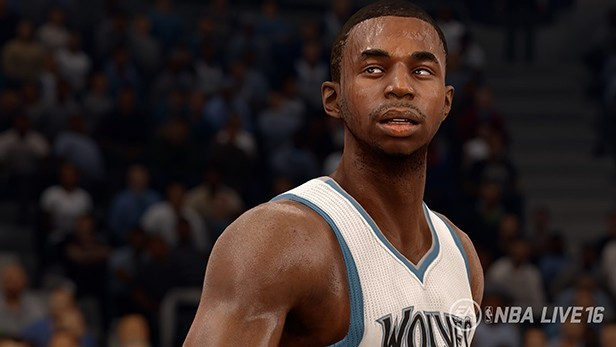 NBA Live 16 Screenshot #28 for PS4