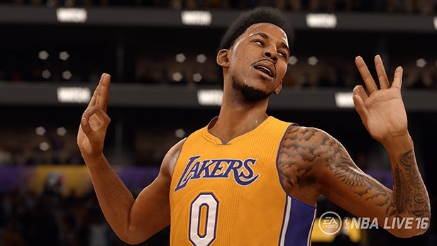 NBA Live 16 Screenshot #30 for PS4
